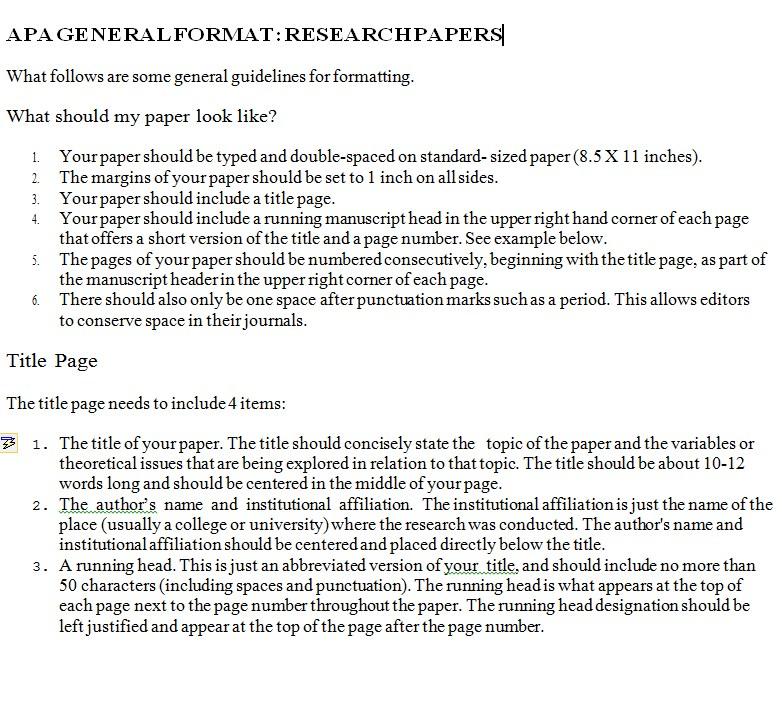 APA Cover Page Machine