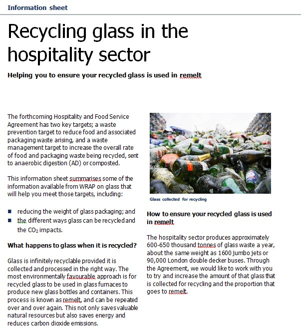 Glass recycling info sheet APPROVED