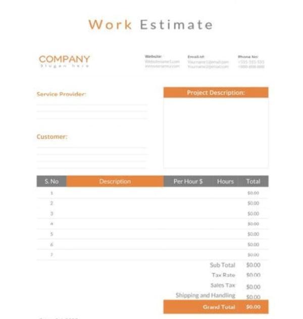 work estimate template 1 440x622 1
