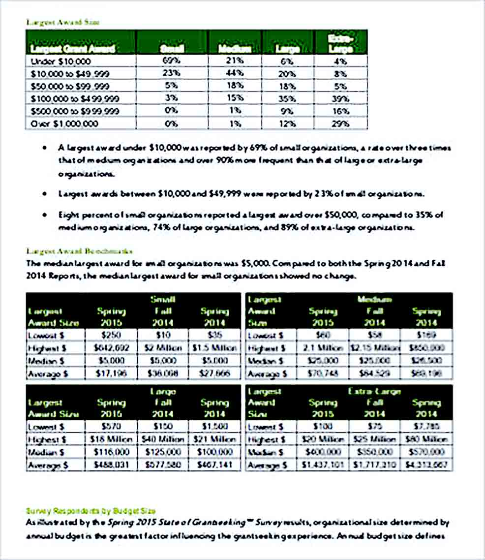 Sample Small Business Annual Budget 1