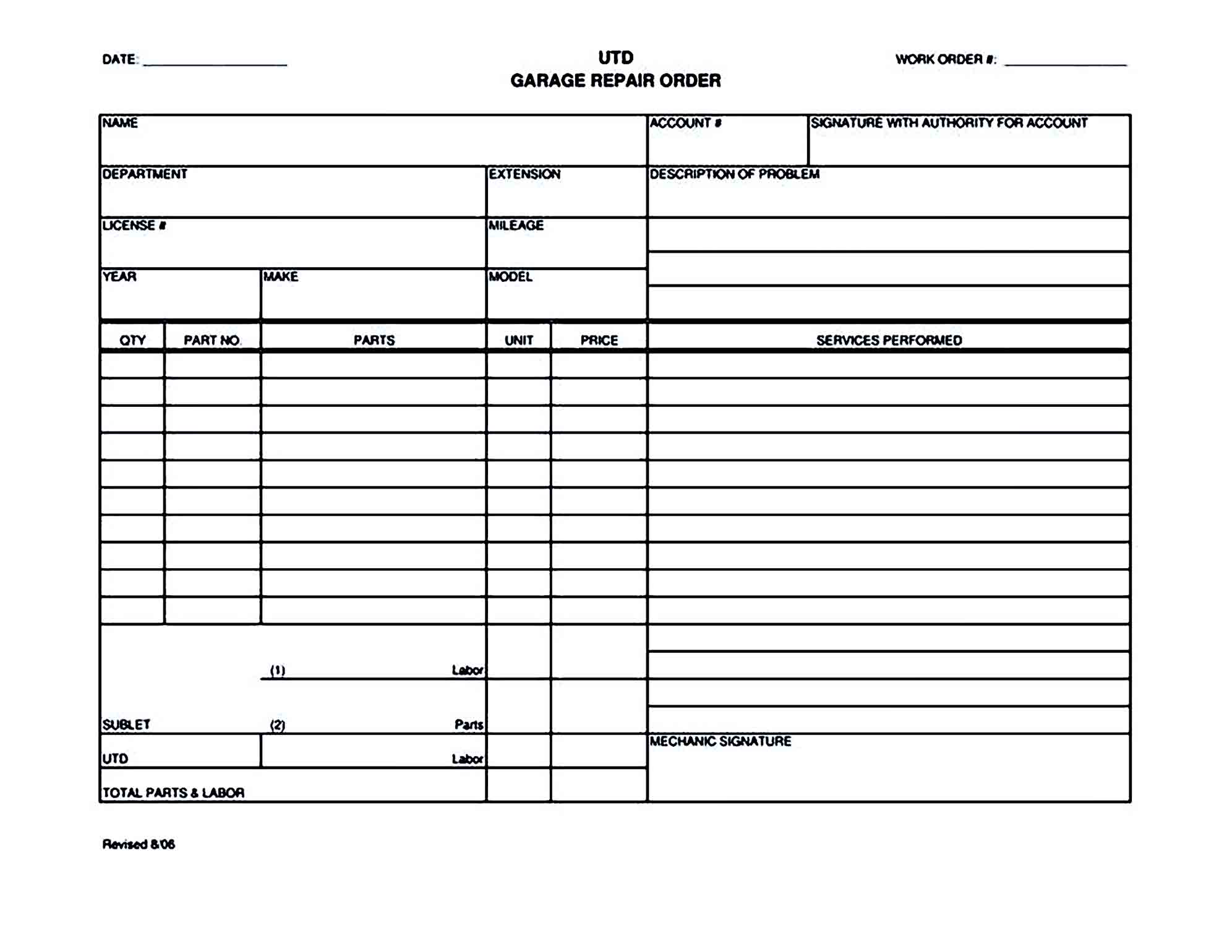 Sample garage repair order form 1 788x609 1