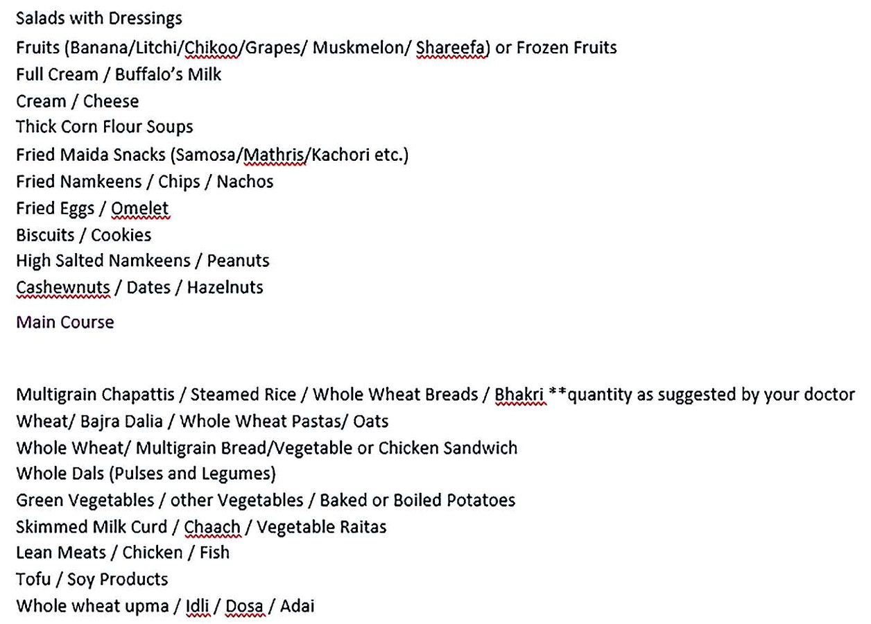 60 Day Diet Meal Plan Sample