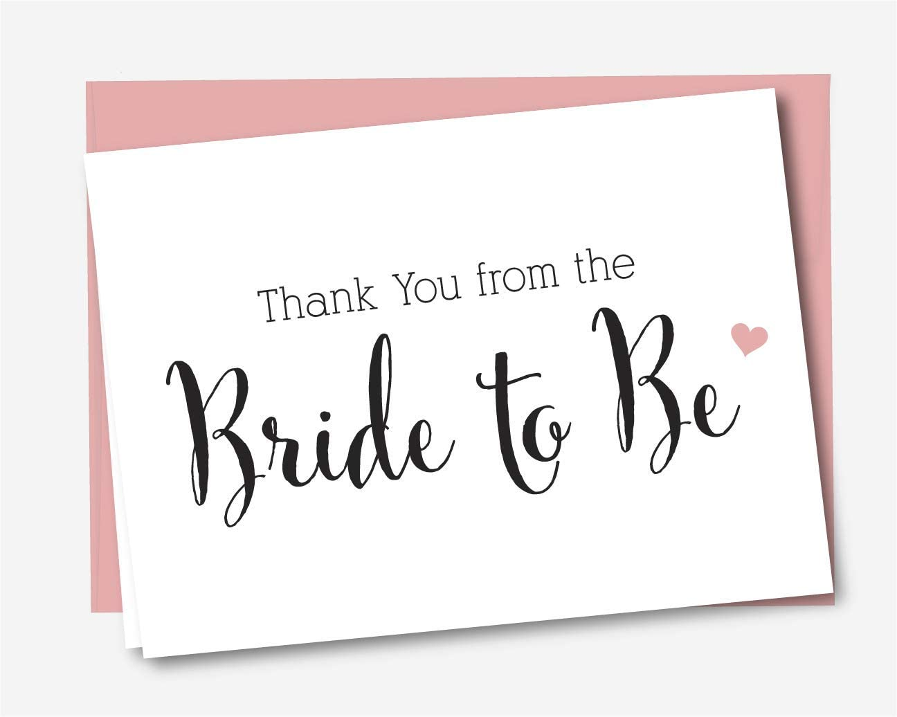 Bridal Shower Thank You Note Templates3