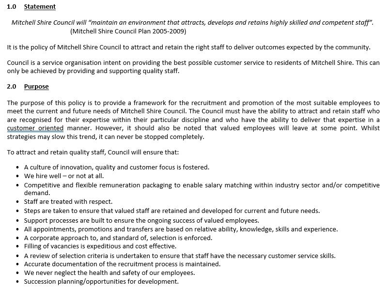 Employee Retention Agreement Template 7