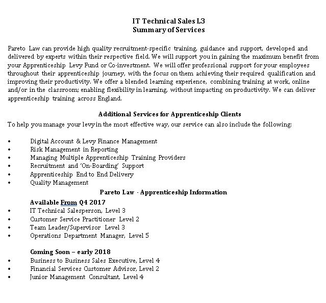 Internal Client Checklist Template