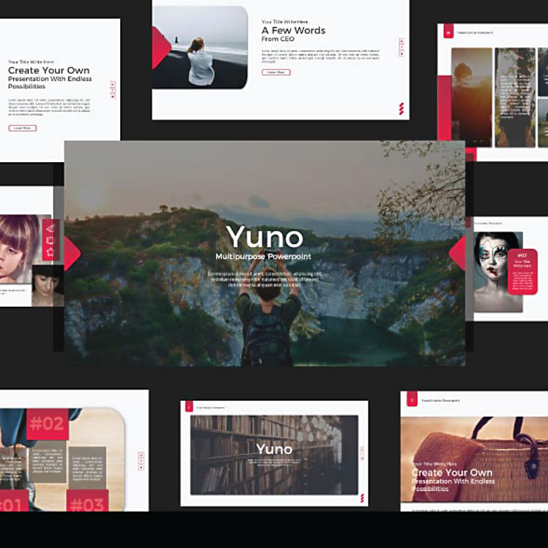 Sample Template Yuno Minimal Keynote 788x788 1