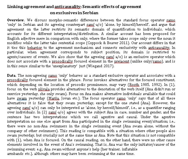 Linking Agreement in PDF