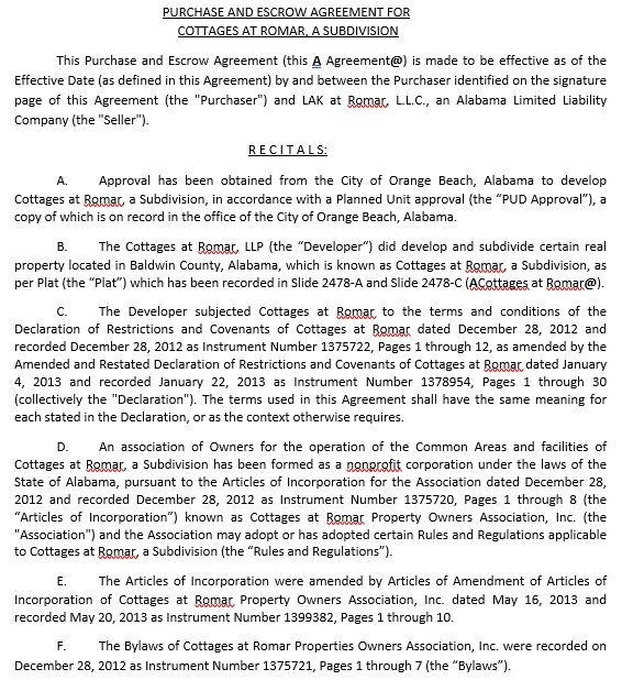 Purchase Agreement1