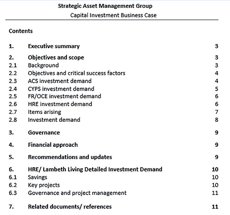 Strategic Capital Investment Proposal