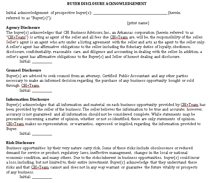 Fast Food Chain Non Disclosure Agreement Templateuments.docx