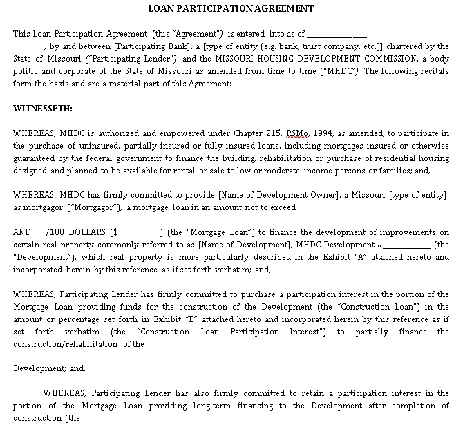 Loan Agreement1