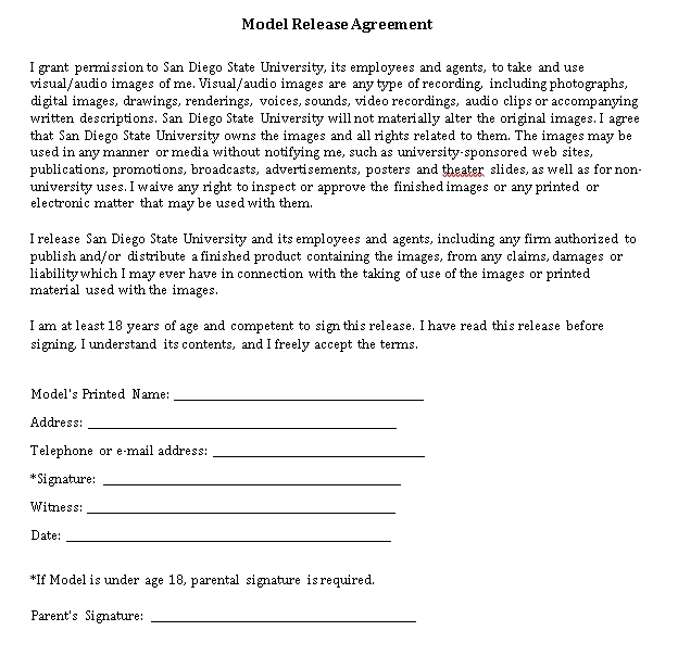 Model Agreement