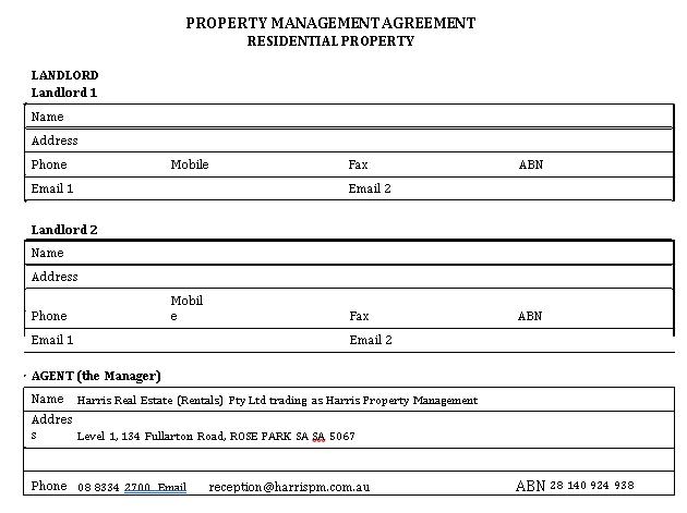 management form