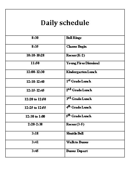 Daily School
